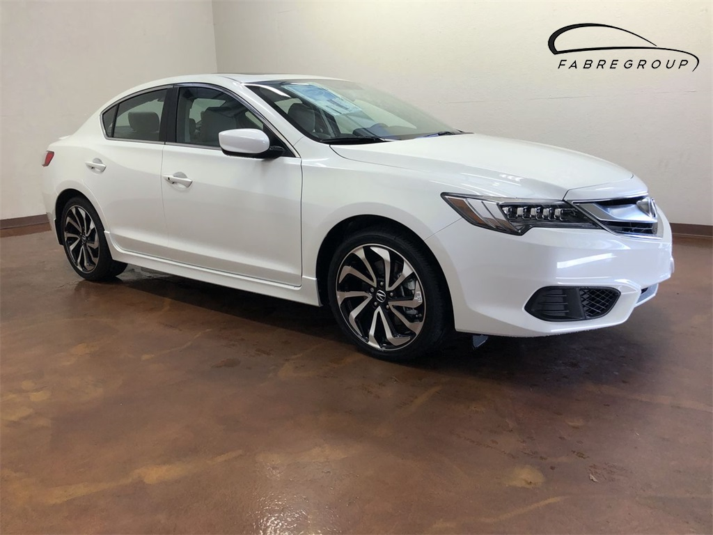 New Acura ILX Special Edition D Sedan In Baton Rouge - Ilx acura 2018