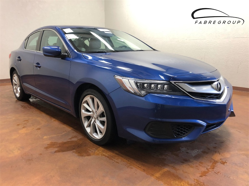Certified Pre-Owned 2016 Acura ILX with Premium Package
