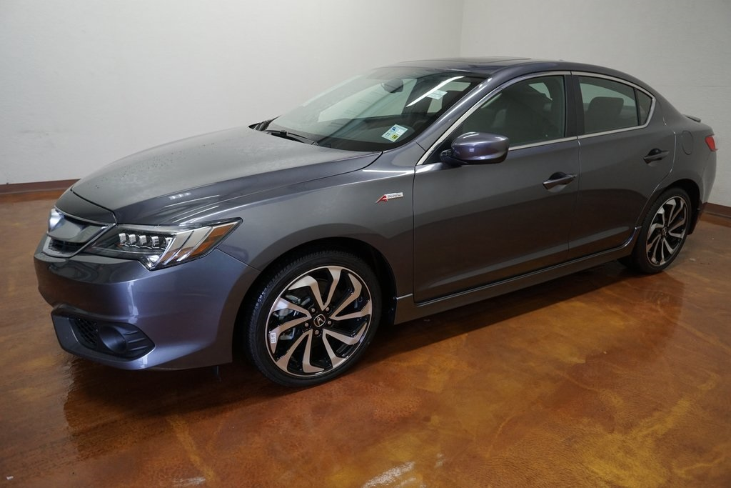 New 2018 Acura ILX with Premium and A-SPEC Package 4D ...