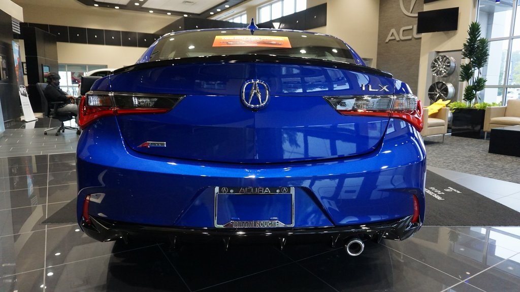 New 2020 Acura ILX A-Spec w/Technology Package