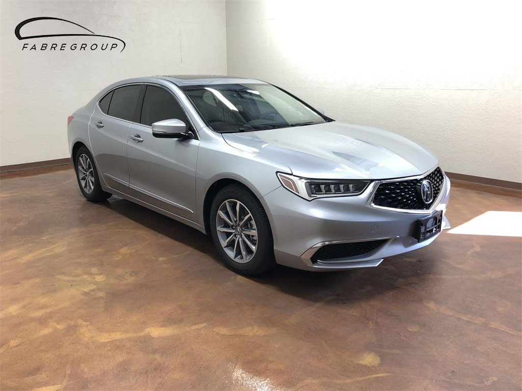 Certified Pre-Owned 2018 Acura TLX 4D Sedan w/Technology Package