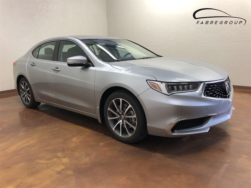 New 2019 Acura TLX 3.5 V-6 9-AT P-AWS