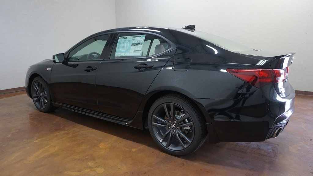 New 2020 Acura TLX 3.5L A-Spec Pkg
