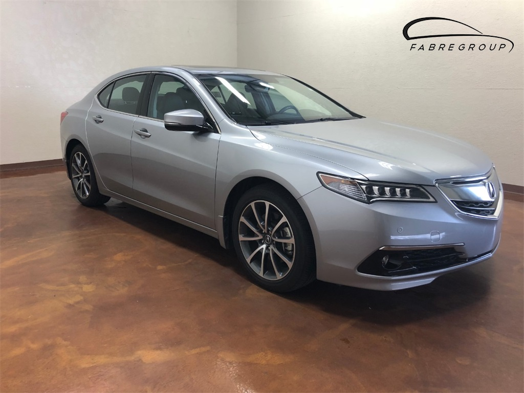 Certified PreOwned Acura TLX V AT PAWS With Advance - Pre own acura