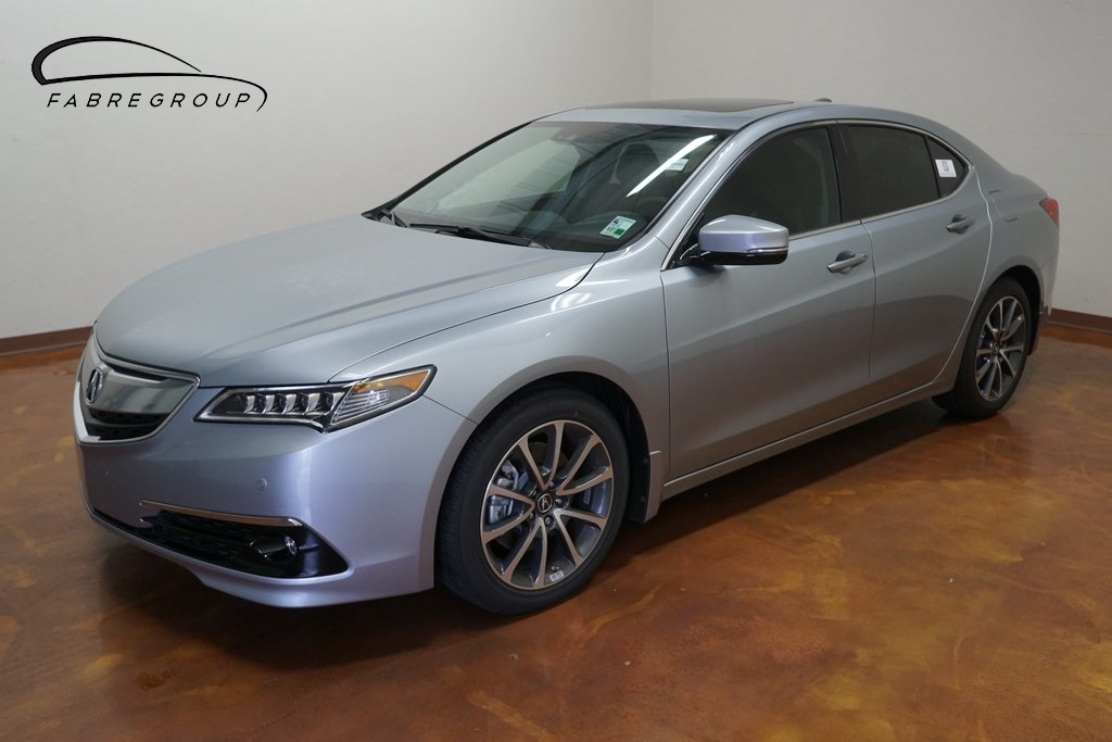 New 2017 Acura TLX w/Advance Package With Navigation