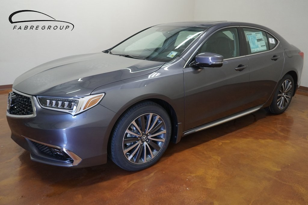 new 2019 acura tlx 3 5 v 6 9 at p aws with advance package 4d sedan