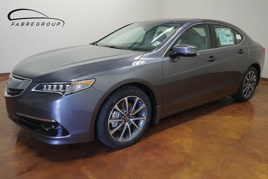 New 2017 Acura TLX SH-AWD w/Advance Package With Navigation & AWD