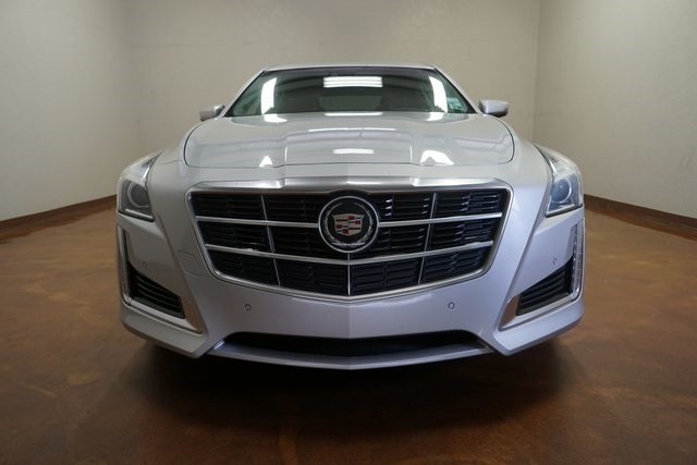 Pre-Owned 2014 Cadillac CTS 3.6L Performance