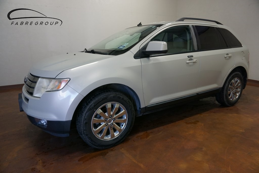 Pre-Owned 2007 Ford Edge 4D Sport Utility Plus