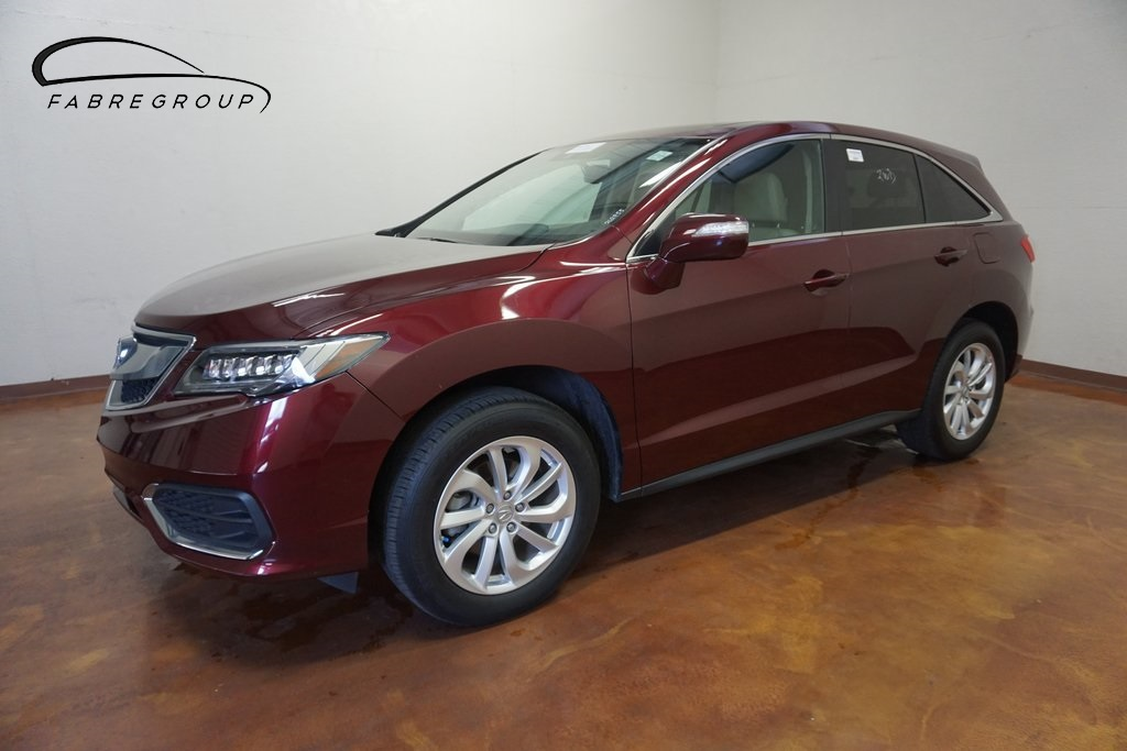 Certified Pre-Owned 2016 Acura RDX 4D Sport Utility w/AcuraWatch Plus Package CPO
