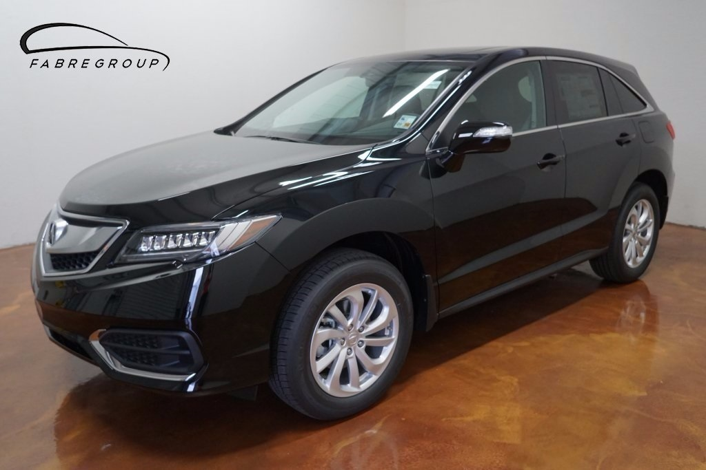 New 2017 Acura RDX  With Navigation