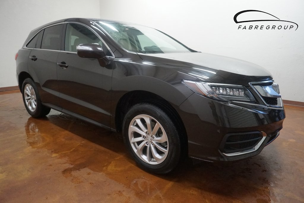 Certified Pre-Owned 2018 Acura RDX Technology Package
