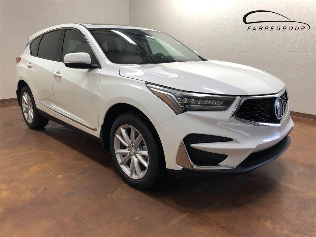 New 2019 Acura Rdx Base 4d Sport Utility In Baton Rouge 20686