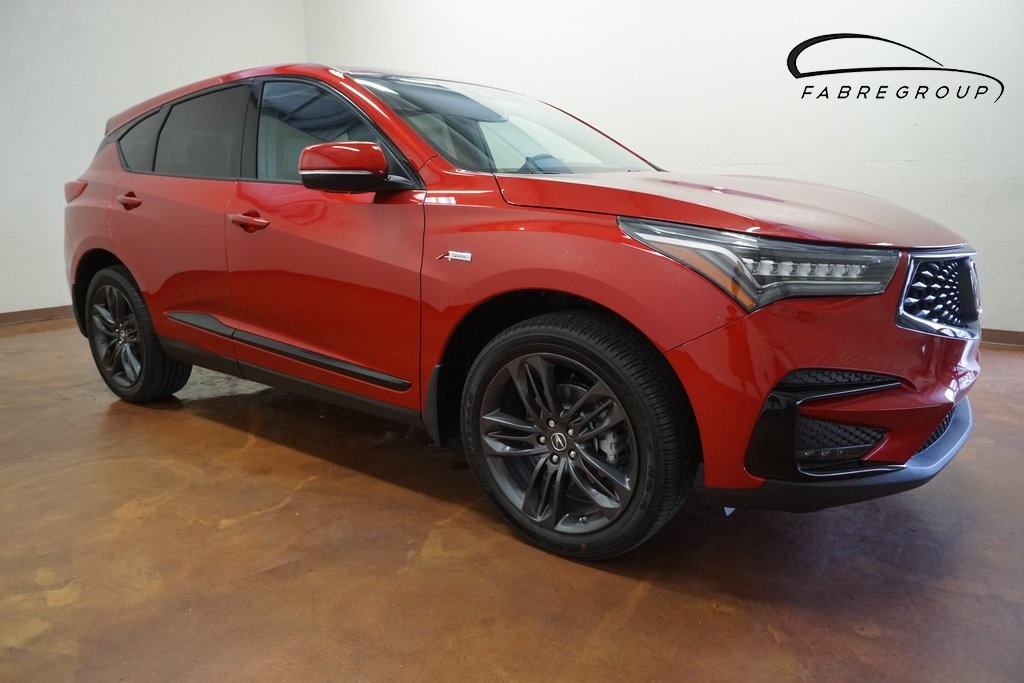 New 2020 Acura Rdx With A Spec Package 4d Sport Utility In Baton