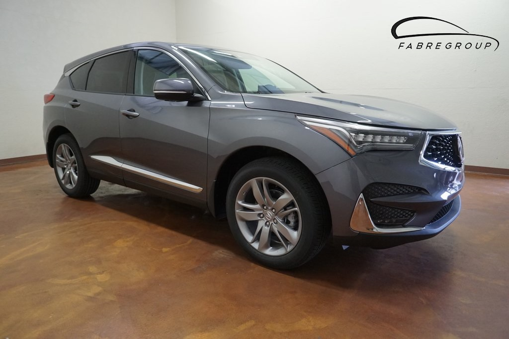 New 2020 Acura Rdx Sh Awd With Advance Package 4d Sport Utility In