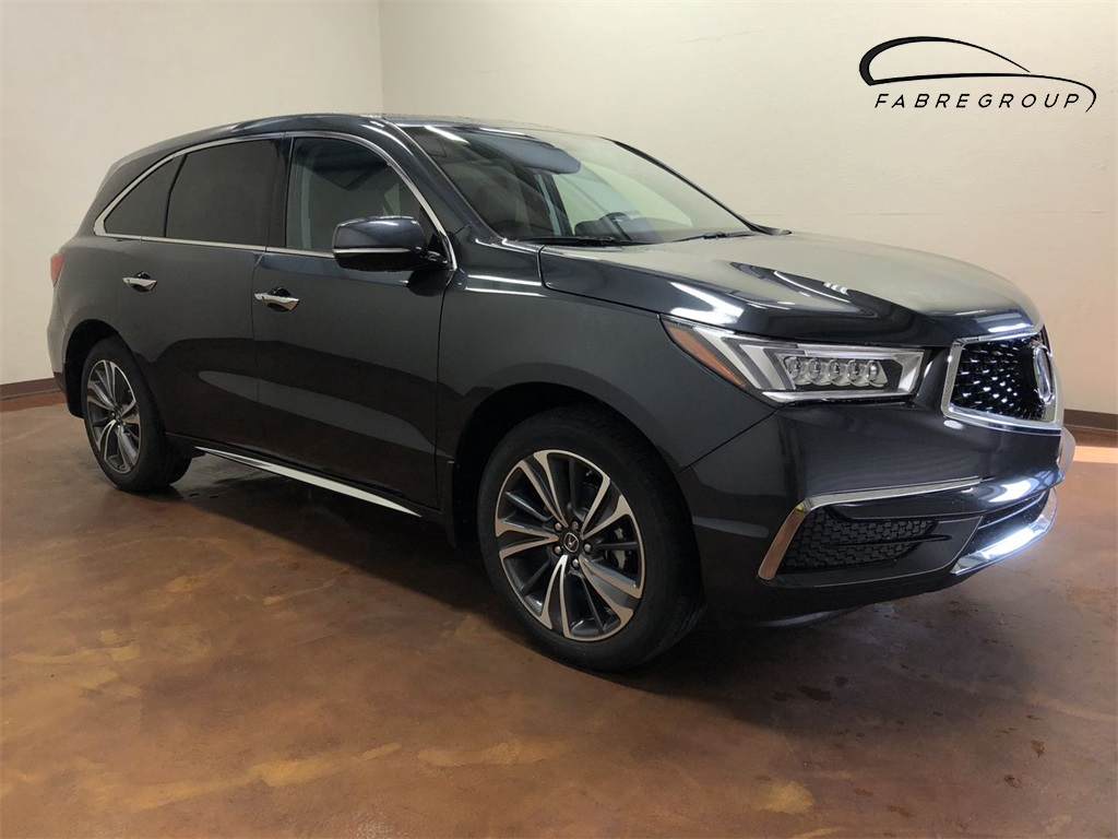 New Acura MDX TECH P D Sport Utility In Baton Rouge - Acura mdx tires
