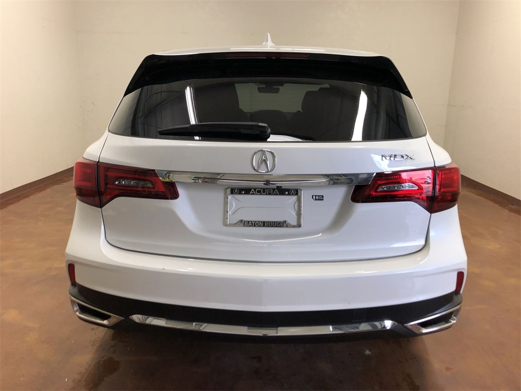 Certified Pre-Owned 2018 Acura MDX TECH