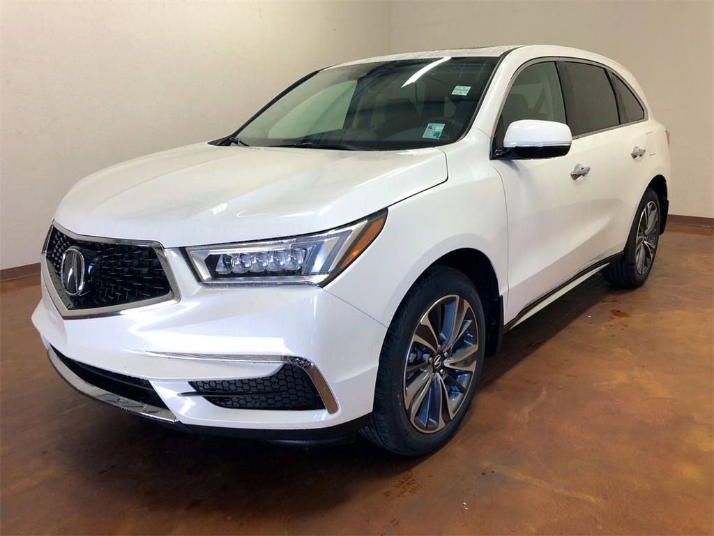 New 2019 Acura MDX with Technology Package