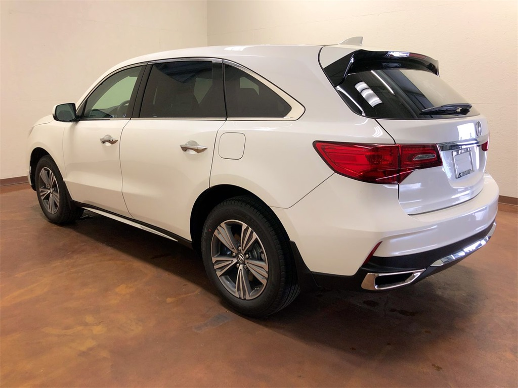 New 2019 Acura MDX SH-AWD