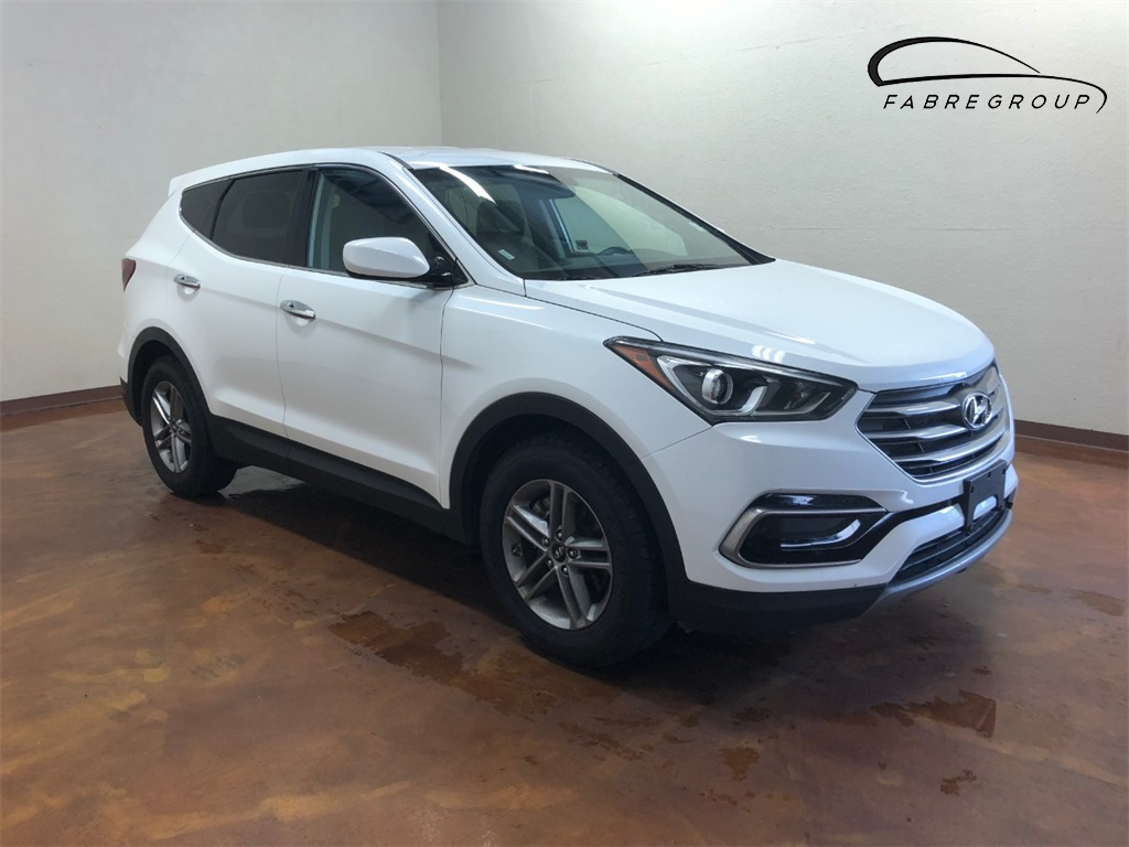 Pre Owned 2017 Hyundai Santa Fe Sport 2.4 Base
