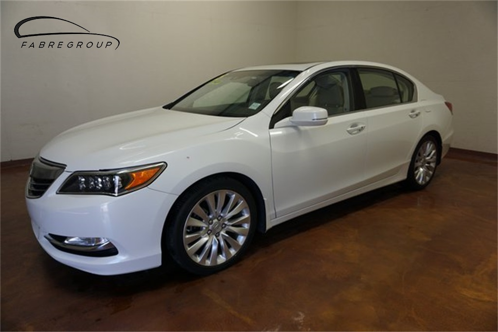 Certified Pre-Owned 2015 Acura RLX 4D Sedan w/Technology Package