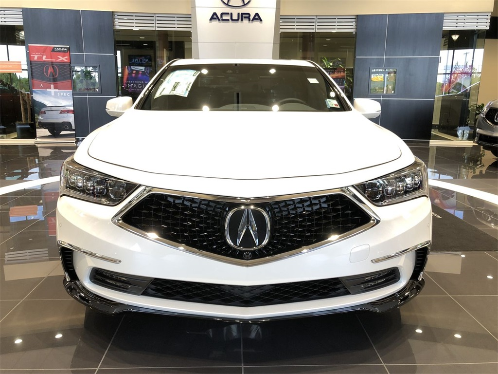 New 2018 Acura RLX Sport Hybrid SH-AWD with Advance ...