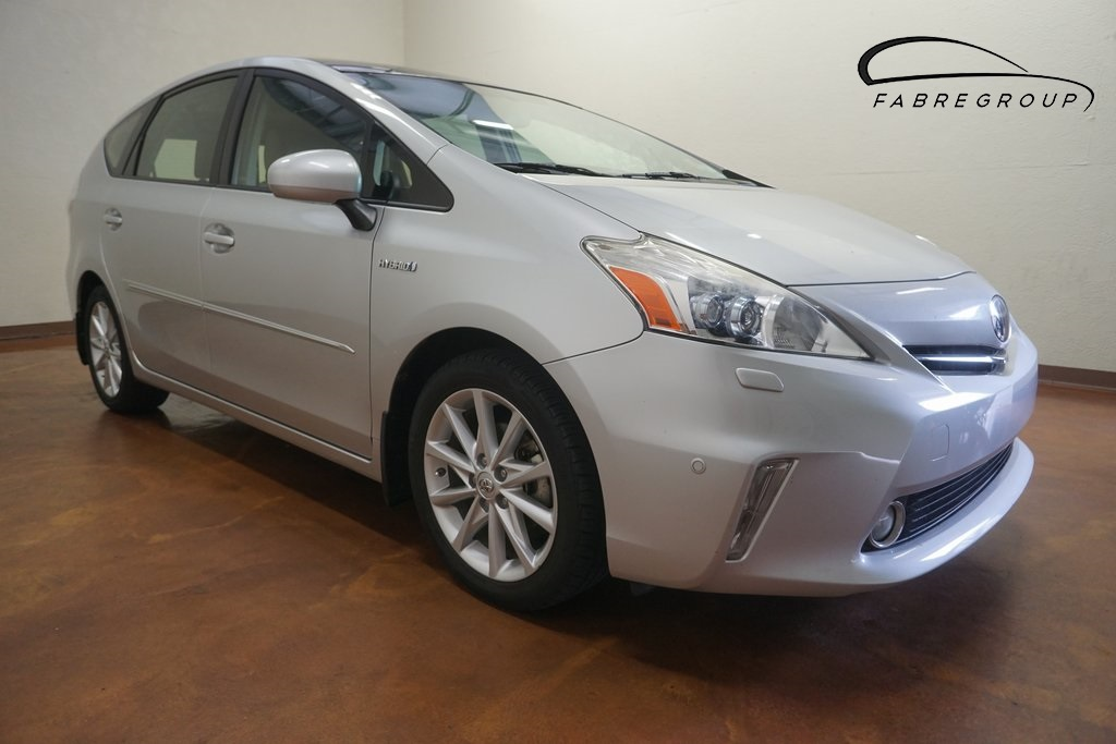 Toyota Baton Rouge >> Pre Owned 2013 Toyota Prius V Five