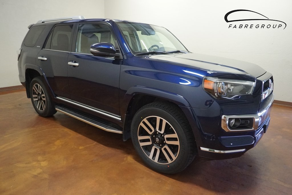Toyota Baton Rouge >> Pre Owned 2018 Toyota 4runner Limited