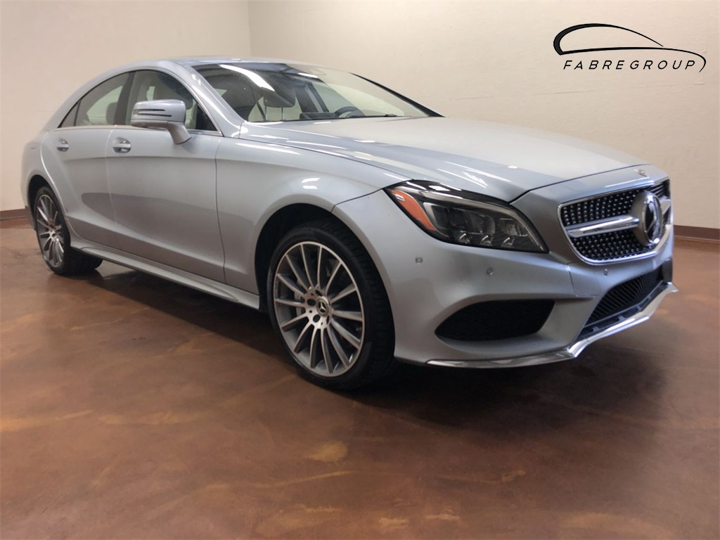 Pre Owned 2017 Mercedes Benz Cls 550