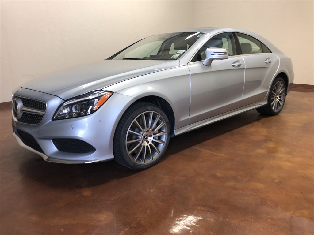 Pre-Owned 2017 Mercedes-Benz CLS CLS 550