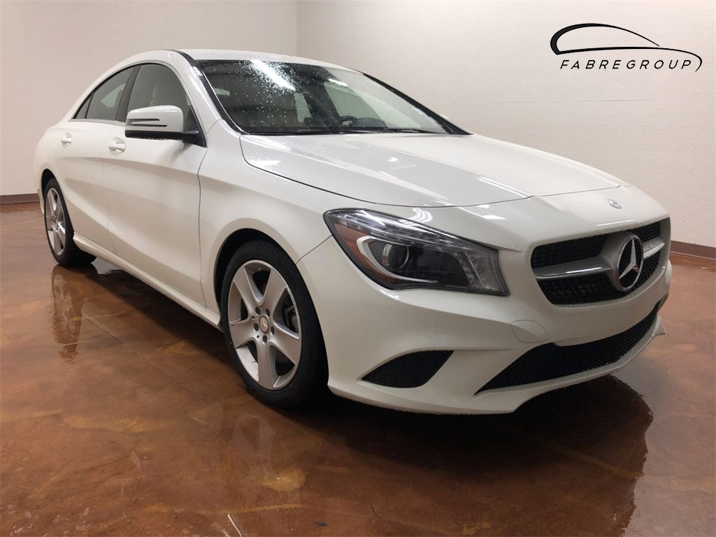 Pre Owned 2015 Mercedes Benz Cla 250 Coupe In Baton Rouge