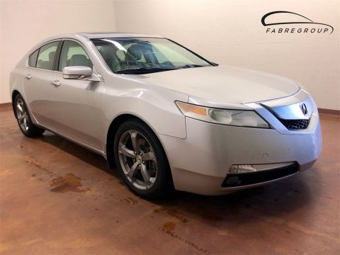 Pre-Owned 2011 Acura TL 3.5