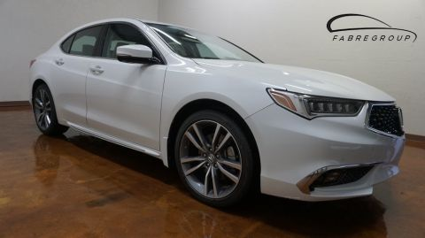 New 2020 Acura TLX 3.5L Advance Pkg