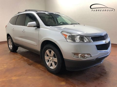 Pre-Owned 2012 Chevrolet Traverse 2LT