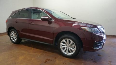 Certified Pre-Owned 2016 Acura RDX Base
