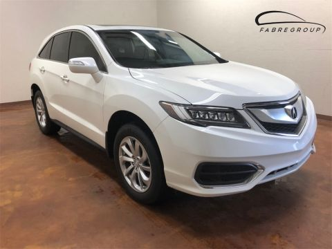 Pre-Owned 2017 Acura RDX Certified Pre Owned